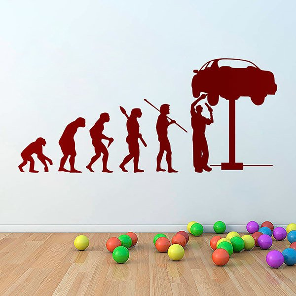 Wall Stickers: Workshop evolution