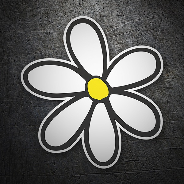 Wall Stickers: Daisy of Tarifa