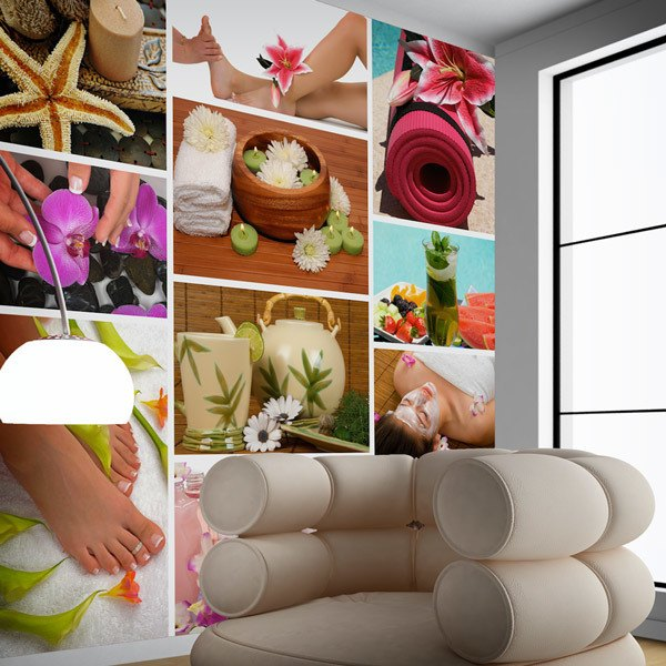 Wall Murals: relaxation