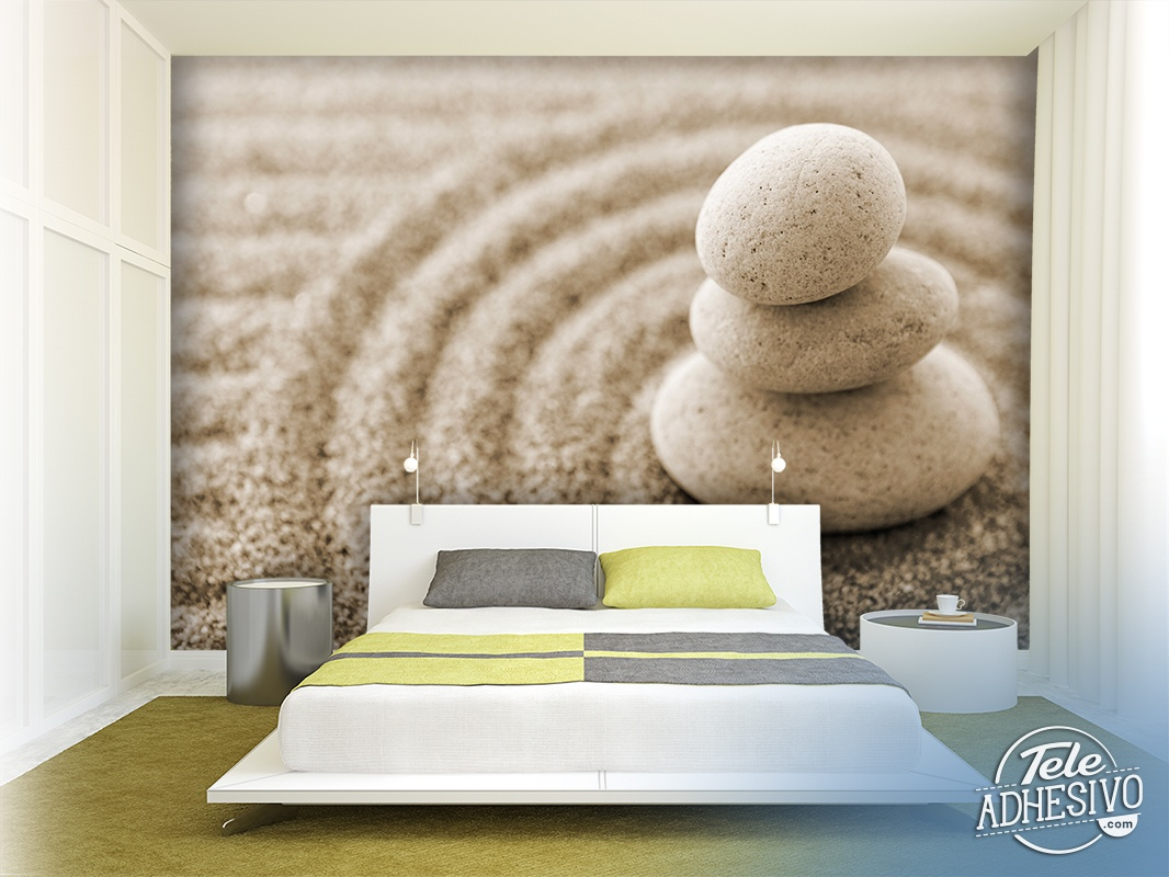 Zen Garden Wall Murals Nature