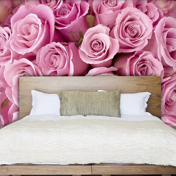 Wall Murals: Roses Bouquet