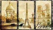 Wall Murals: Classical Paris 3