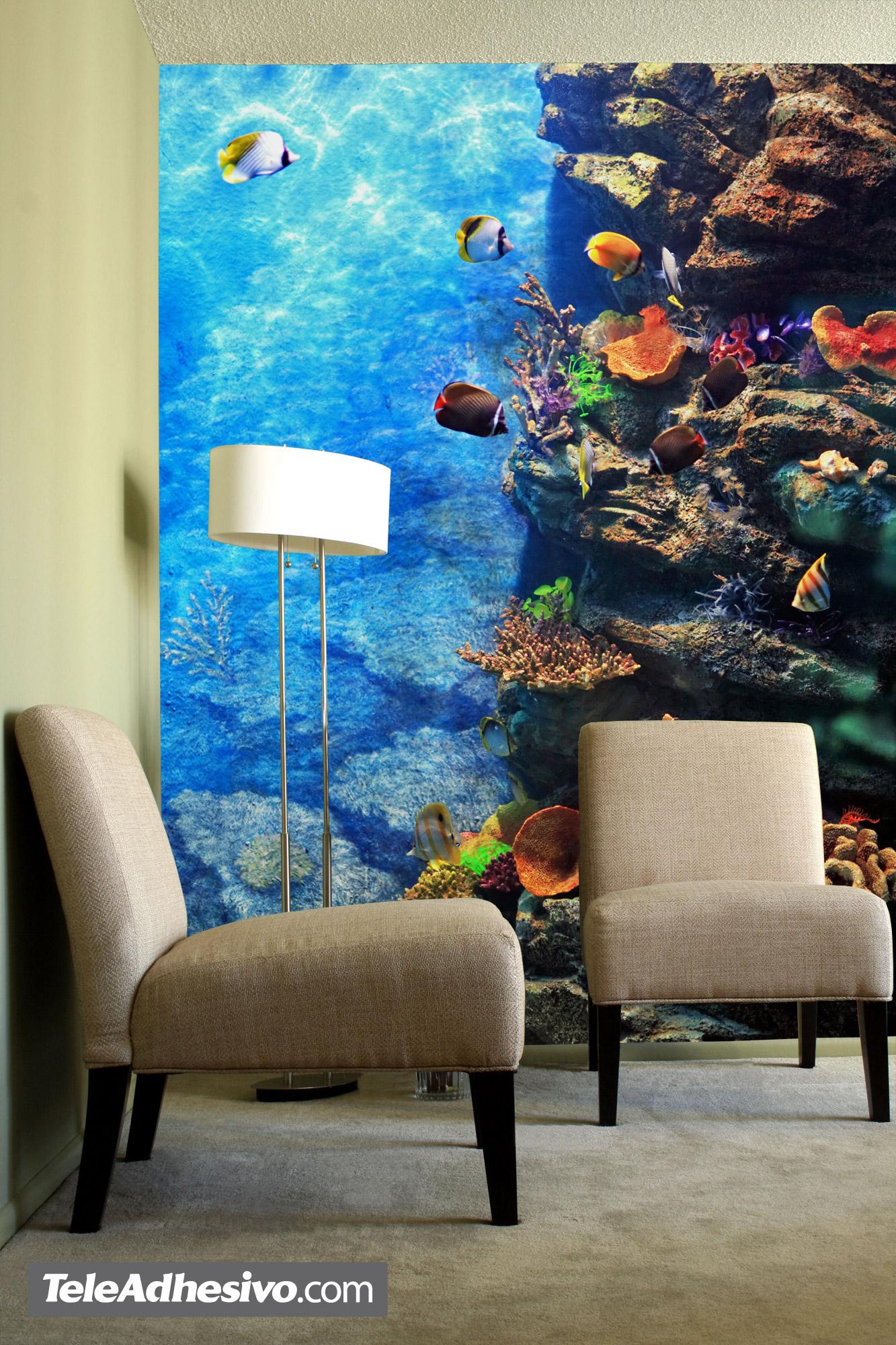 under the ocean. Black Bedroom Furniture Sets. Home Design Ideas