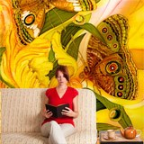 Wall Murals: Picture of Butterflies 3