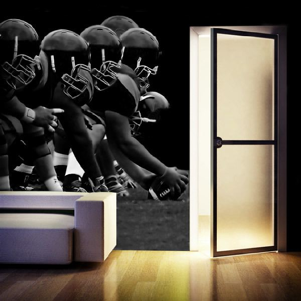 Wall Murals: Football