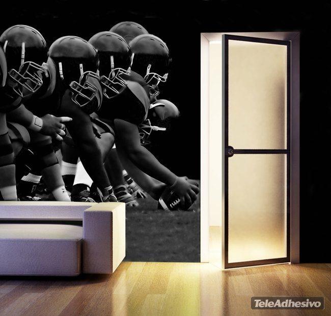 Wall Murals American Football