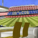Wall Murals: Camp Nou 2