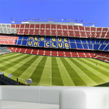 Wall Murals: Camp Nou 4