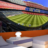 Wall Murals: Camp Nou 5