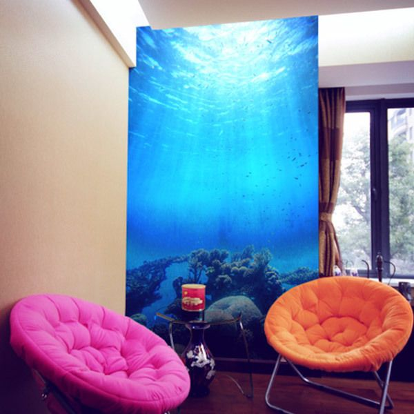 Wall Murals: Olympic Reef