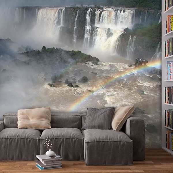 Wall Murals: Waterfalls