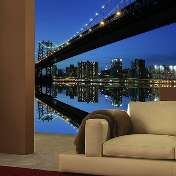 Wall Murals: New York 5