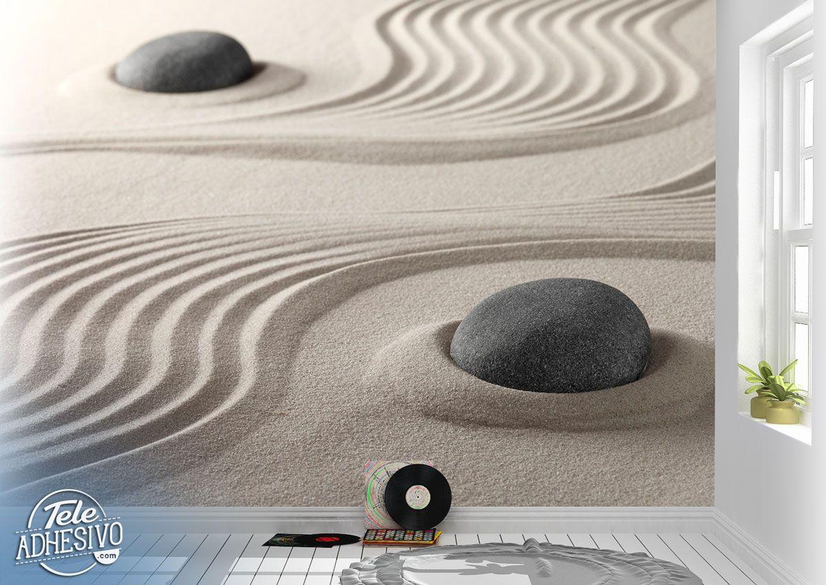 Zen garden for Grand jardin zen