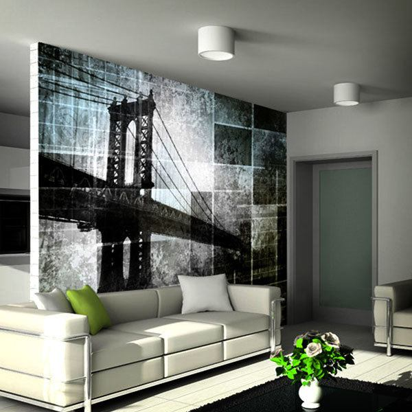 Wall Murals: New York art