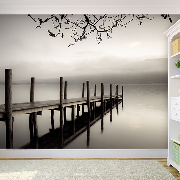 Wall Murals: Derwent water