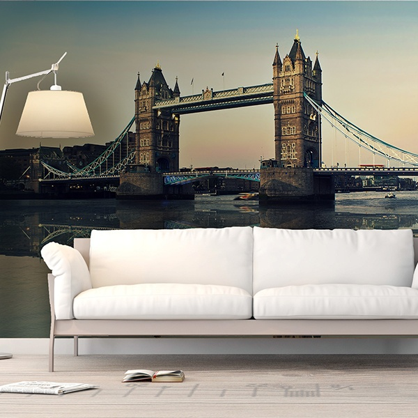 Wall Murals: Tower Bridge