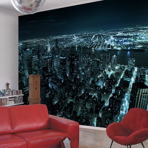 Wall Murals: Downtown Manhattan