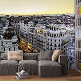 Wall Murals: Madrid Great Way 2