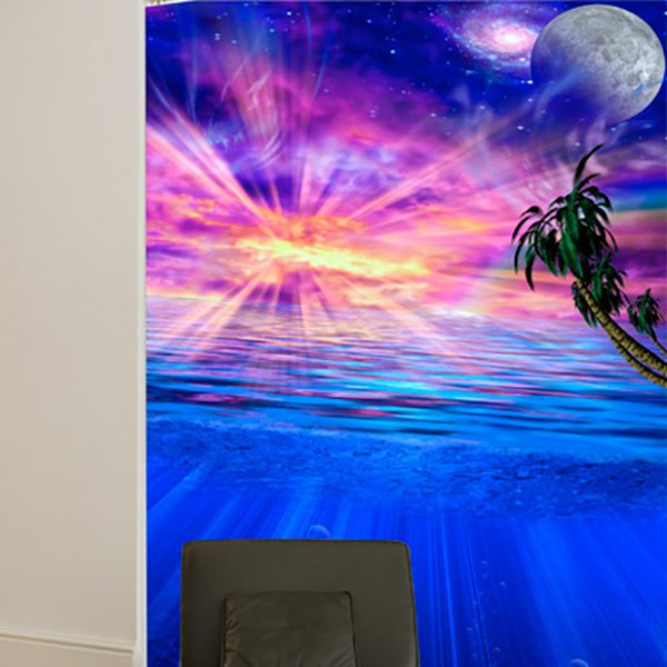 Wall Murals: Abstract Horizon