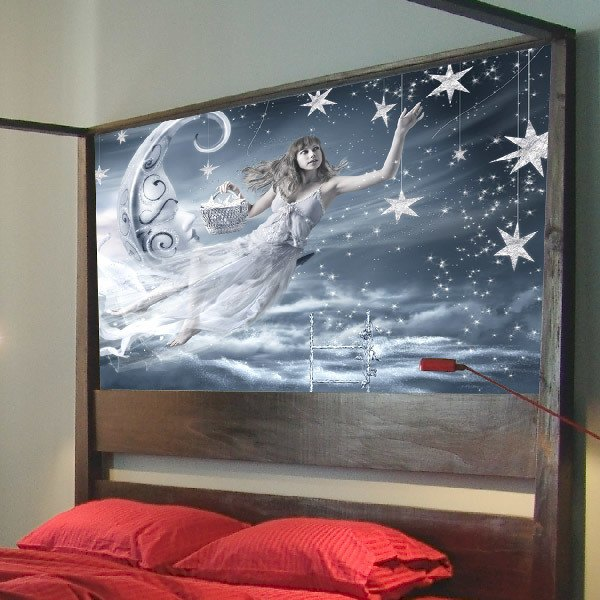 Wall Murals: Fairy of Dreams