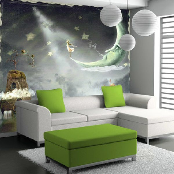 Wall Murals: Magic Night