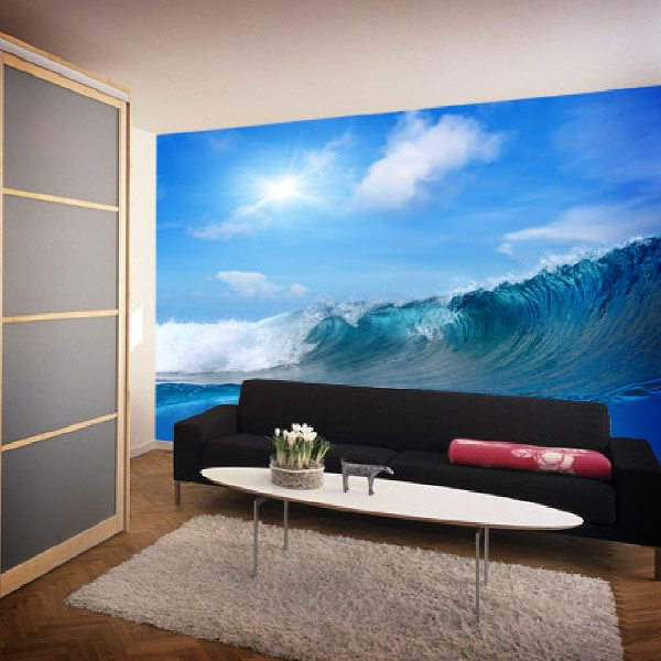 Wall Murals: surf