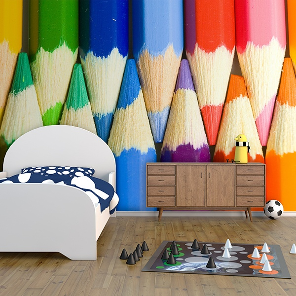 Wall Murals: Colors
