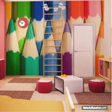 Wall Murals: Colors 2
