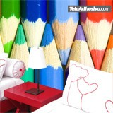 Wall Murals: Colors 4