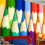 Wall Murals: Colors 5