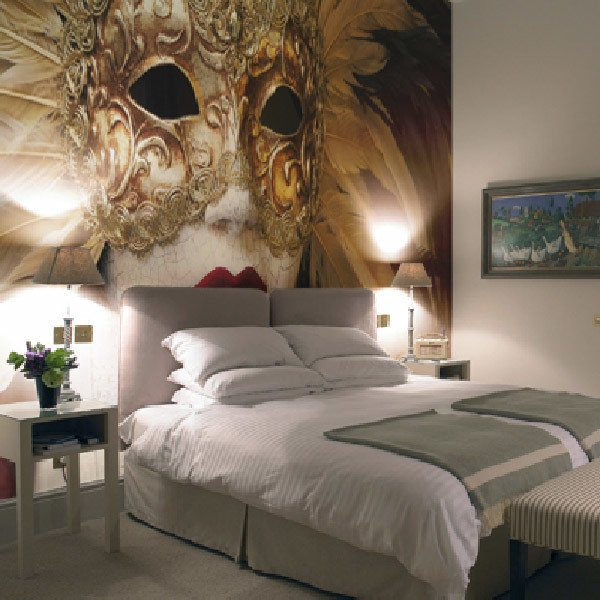 Wall Murals: Mask