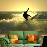 Wall Murals: Surfing 3