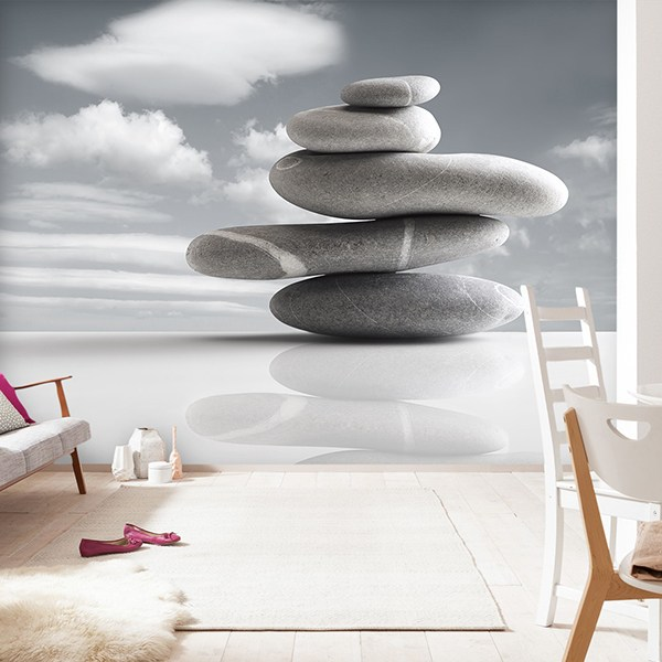 Wall Murals: Stones on the horizon