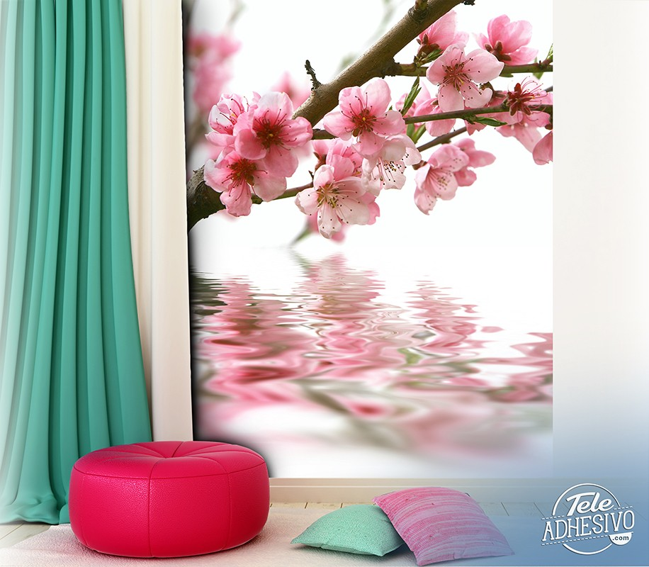 Wall Murals: Almond Flower