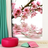 Wall Murals: Almond Flower 3