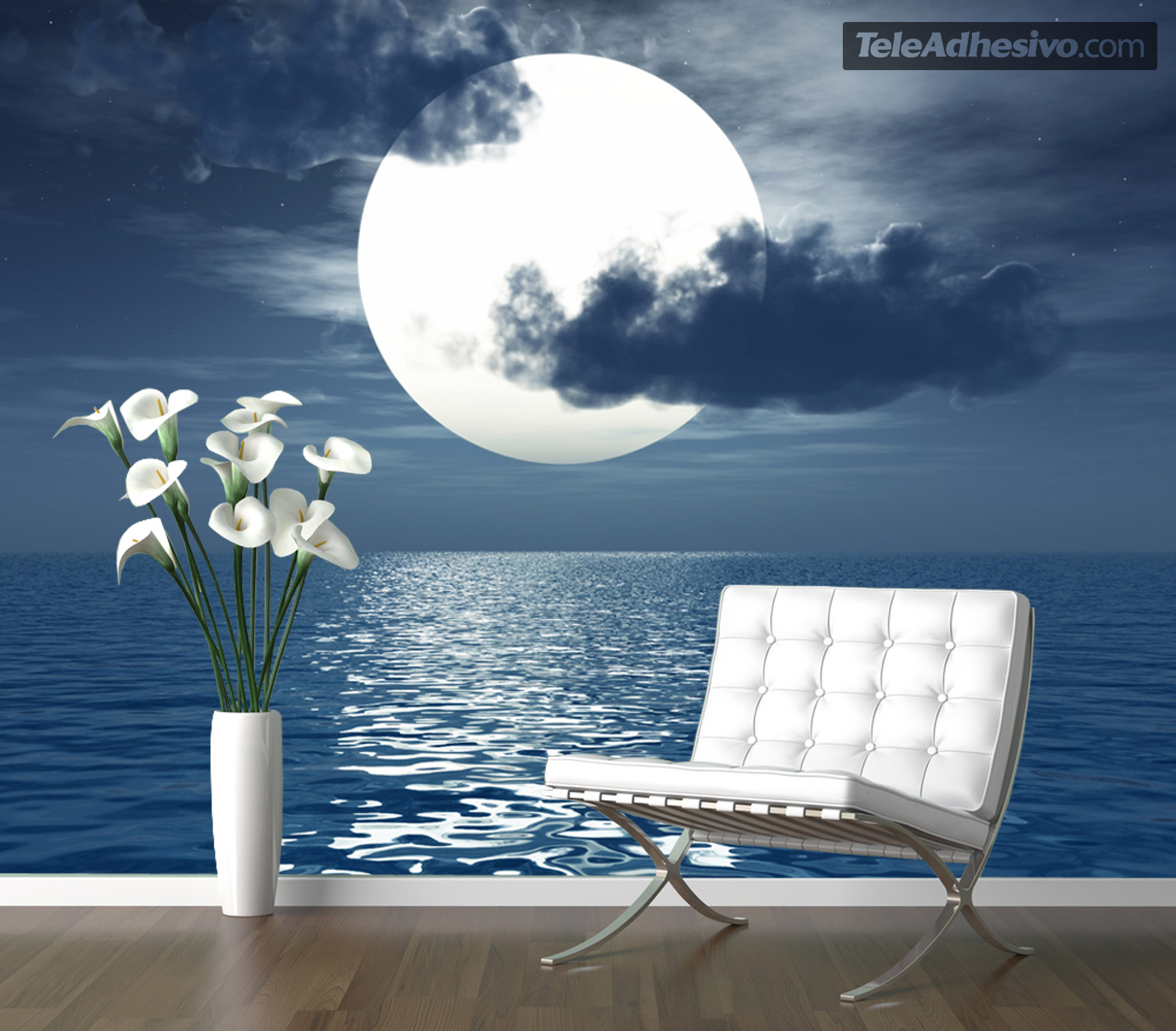 moon moon wall mural decal space wall decal murals primedecals