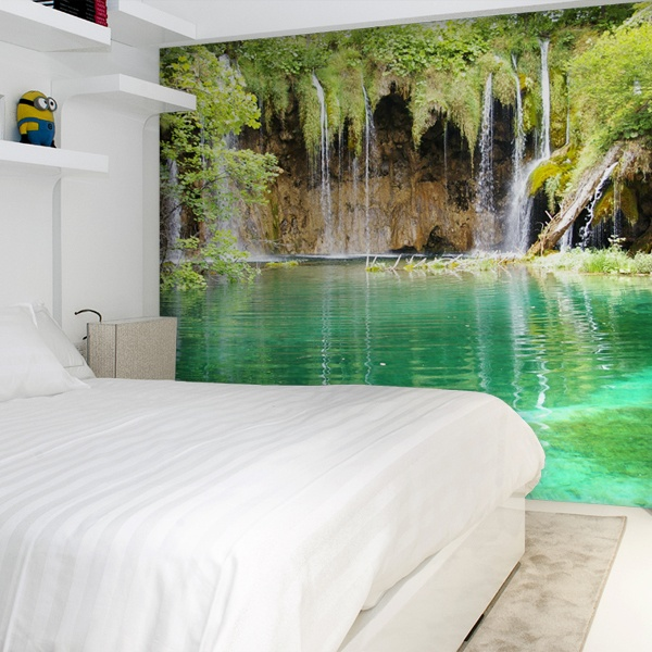 Wall Murals: Tropical Lagoon