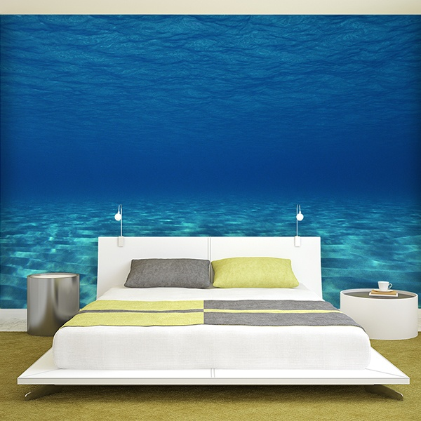 Wall Murals: Deep sea 2