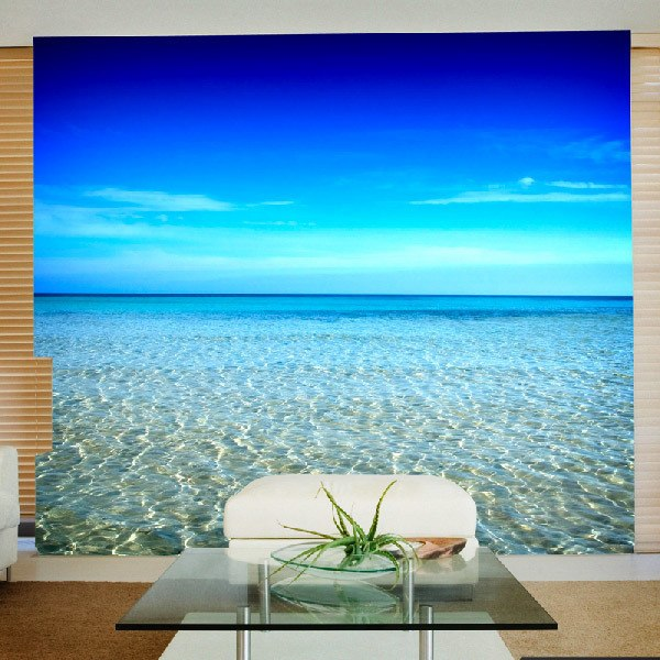 Wall Murals: Beach in Paradise
