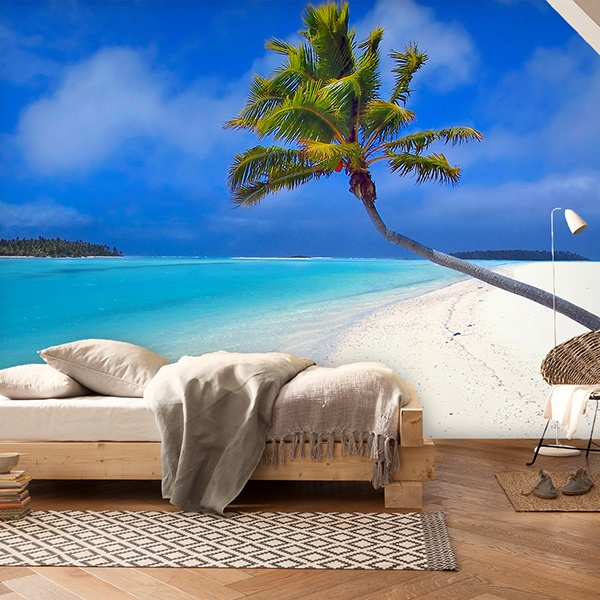 Wall Murals: Beach 3