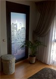 Wall Murals: Blue Night Manhattan 5