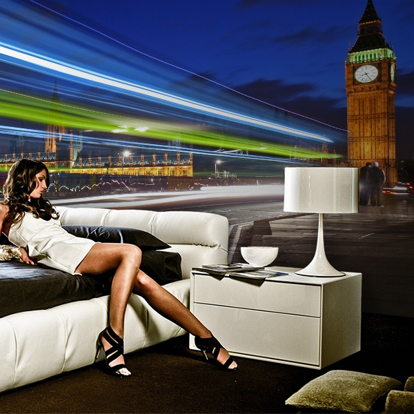 Wall Murals: London Calling
