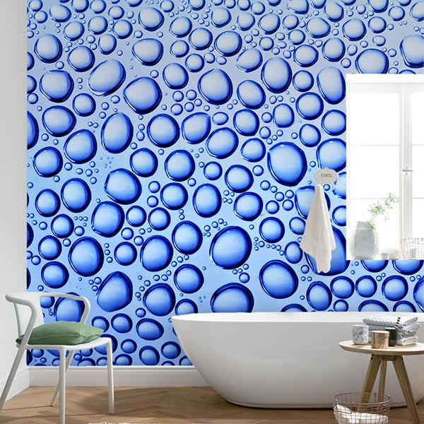Wall Murals: Bubbles