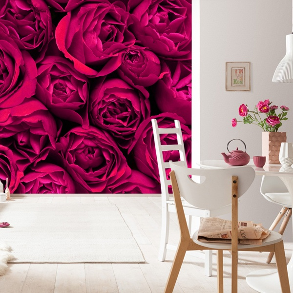 Wall Murals: Flower 3