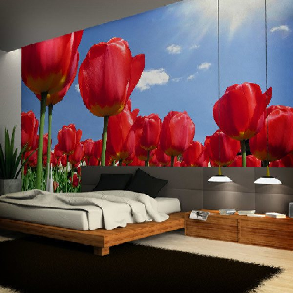 Wall Murals: Flower 11