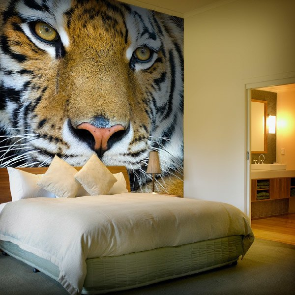 Wall Murals: Tiger
