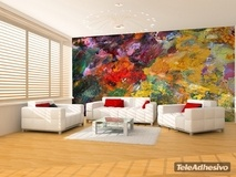 Wall Murals: Colorful 2