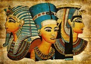 Wall Murals: Egyptians 3
