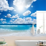 Wall Murals: Beach of Madagascar 2