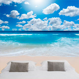 Wall Murals: Beach of Madagascar 4